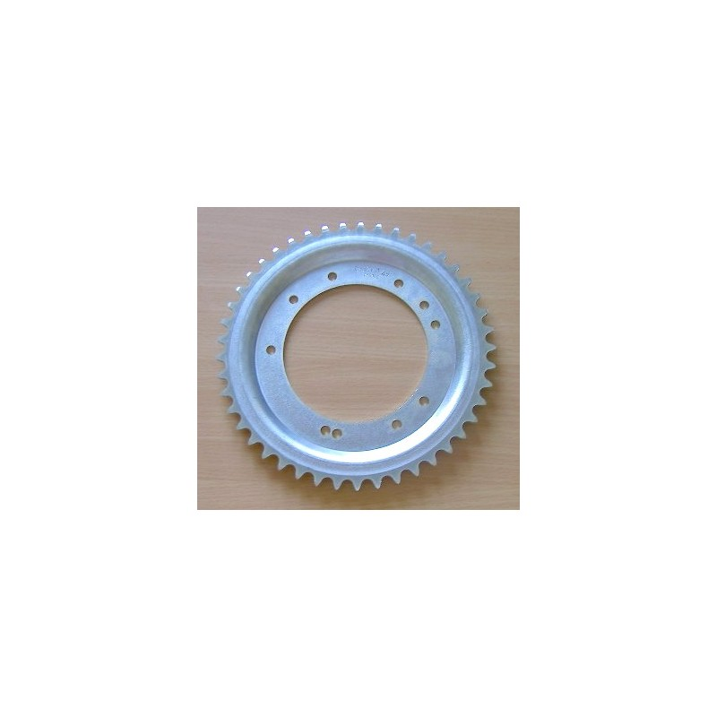 Couronne 45 dents D98 Camb 8 10T MBK - Rayons